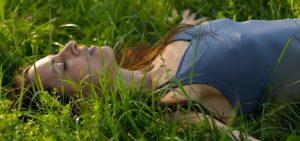 Körper spüren, Sinnlichkeit in der Natur erleben