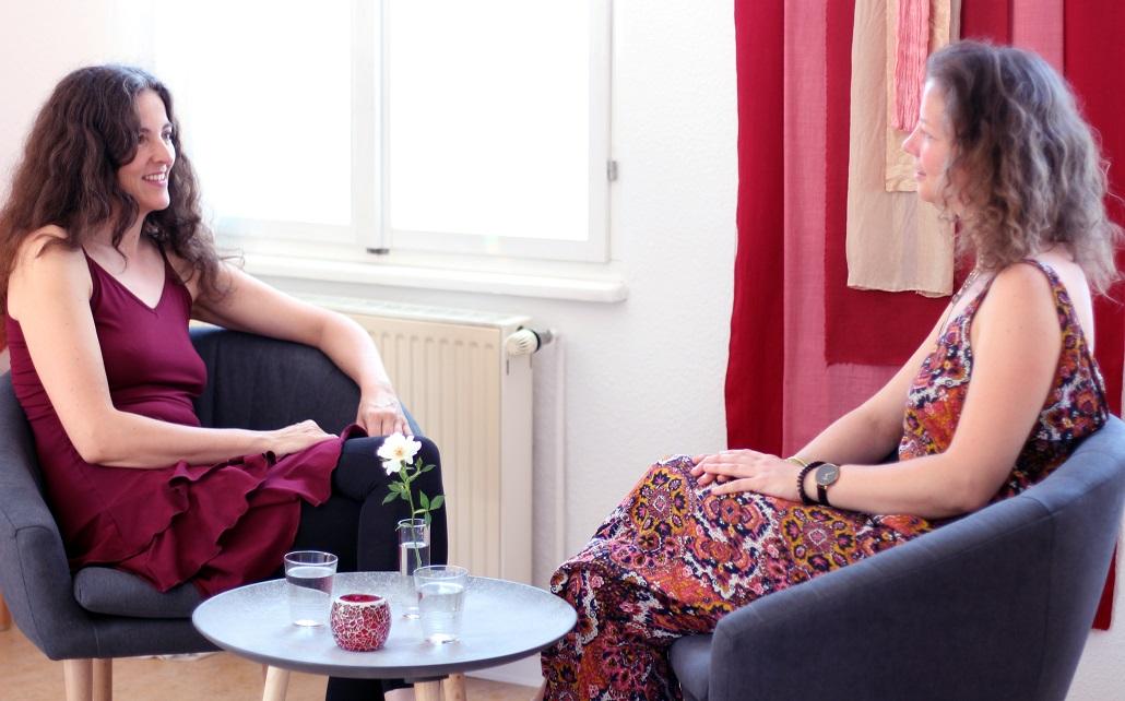 Mara Stadick - Raum fuer Sexological Bodywork Sitzungen und Workshops