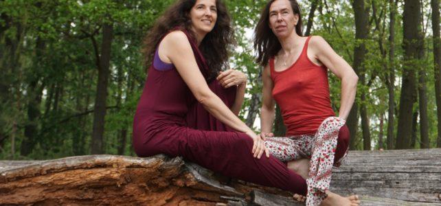 Mara Stadick und Vivien Schlitter